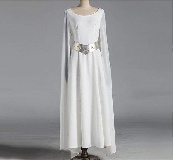 Star Wars Princess Leia Dress Cosplay Costume Custom Made