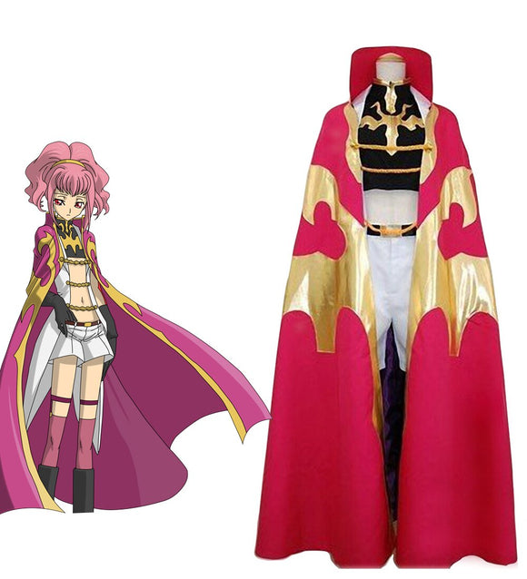 Code Geass Anya Alstreim Cosplay Costume Custom Made