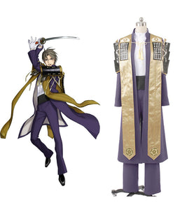 Touken Ranbu Heshikiri Hasebe Cosplay Costume Custom Made Full Set