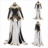 Code Geass C.C. Queen Dress Cosplay Costume Custom Made