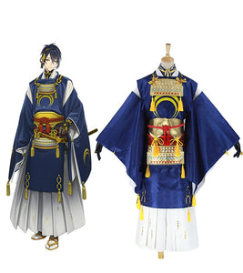 Touken Ranbu Mikazuki Munechika Cosplay Costume Custom Made