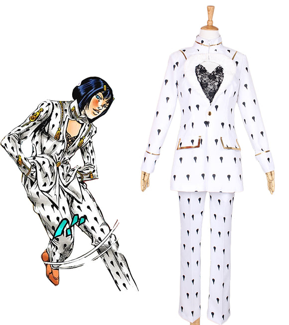 JoJo's Bizarre Adventure Bruno Buccellati Cosplay Costume Custom Made