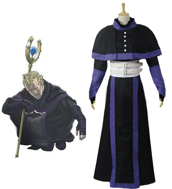 Fire Emblem Awakening Brady Cosplay Costume Custom Made