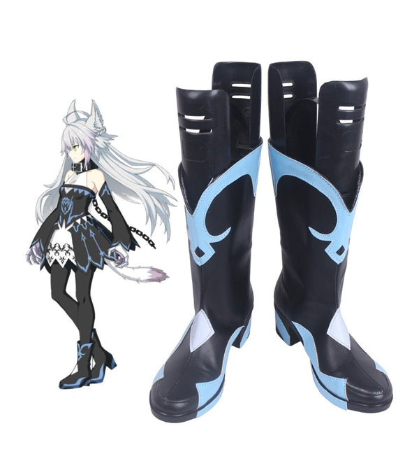 Fate Apocrypha FGO Atalanta Cosplay Boots Leather Shoes Custom Made