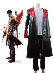 Devil May Cry5 Yougth Dante Cosplay Costume Custom Made