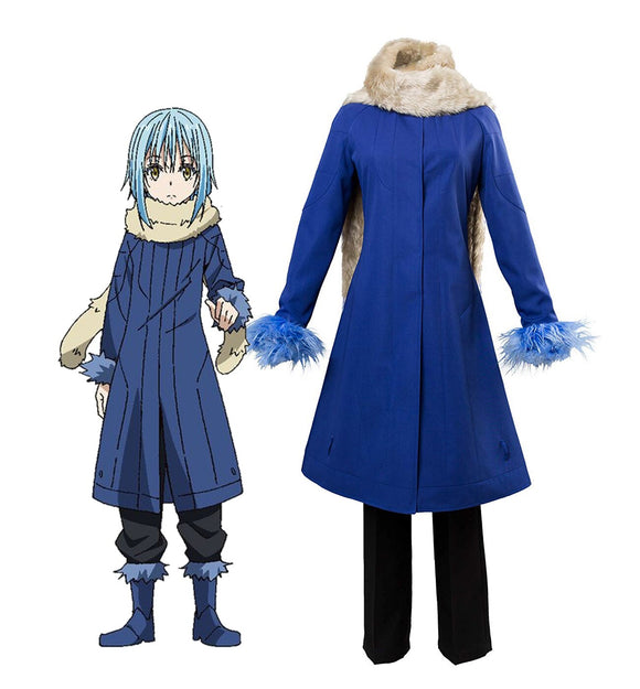 Tensei Shitara Slime Datta Ken Rimuru Tempest Cosplay Costume That Time I Got Reincarnated as a Slime Rimuru Cosplay