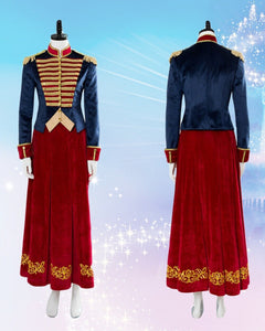 The Nutcracker And The Four Realms Clara Cosplay Costume Custom Made