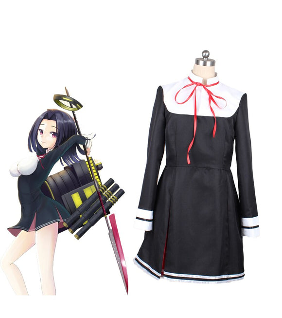 Kantai Collection Kancolle Tatsuta Dress Cosplay Costume