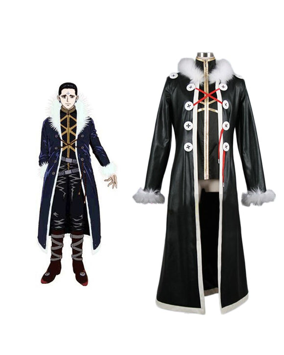 Hunter X Hunter Chrollo Lucilfer Cosplay Costume Custom Made
