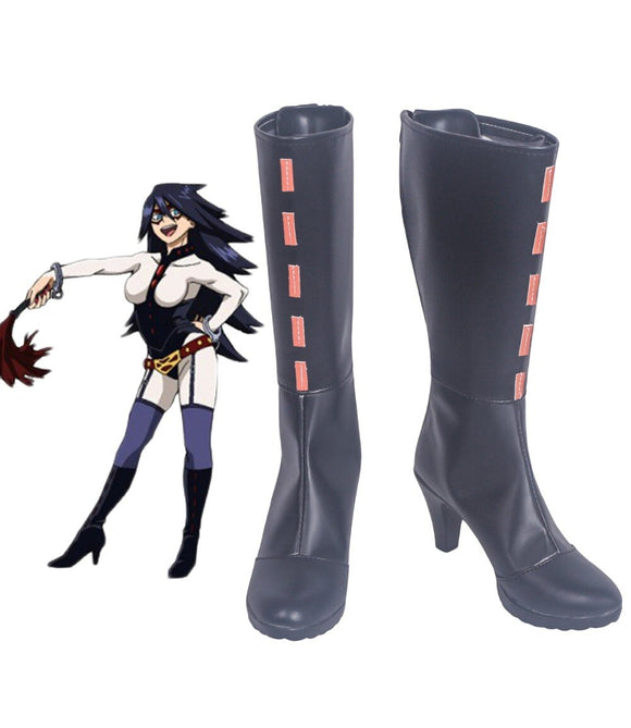 My Hero Academia Midnight Nemuri Kayama Cosplay Boots Boku no Hero Academia Kayama Nemuri Cosplay Shoes Custom Made