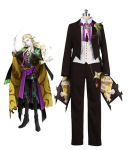 Fate Grand Order FGO Wolfgang Amadeus Mozart Cosplay Costume Custom Made Any Size