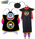 Dragon Ball Z The King Kai Cosplay Costume Custom Made Full Set
