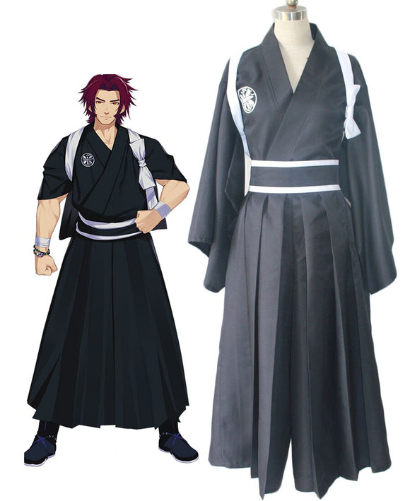 Touken Ranbu Tonbokiri Causual Clothing Cosplay Costume Custom Made