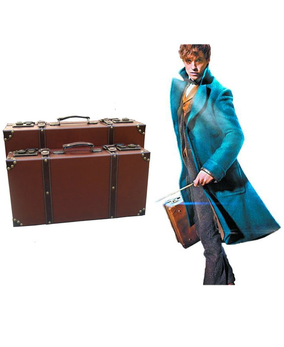 Film Fantastic Beasts and Where to Find Them Newt Scamander Magic Case Handbag Cosplay