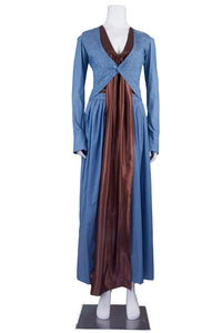 Game of Thrones Margaery Tyrell Cosplay Costume Dress Custom Made