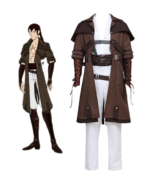 RWBY Tyrian Callows Cosplay Costume Custom Made Any Size