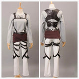 Attack on Titan Eren Jaeger Trainee Class Cosplay Costume Custom Made