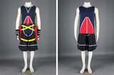 Kingdom Hearts Sora Normal Uniform Cosplay Costume Custom Made
