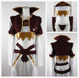 Final Fantasy IX FF9 Kuja Cosplay Costume Custom Made Full Set