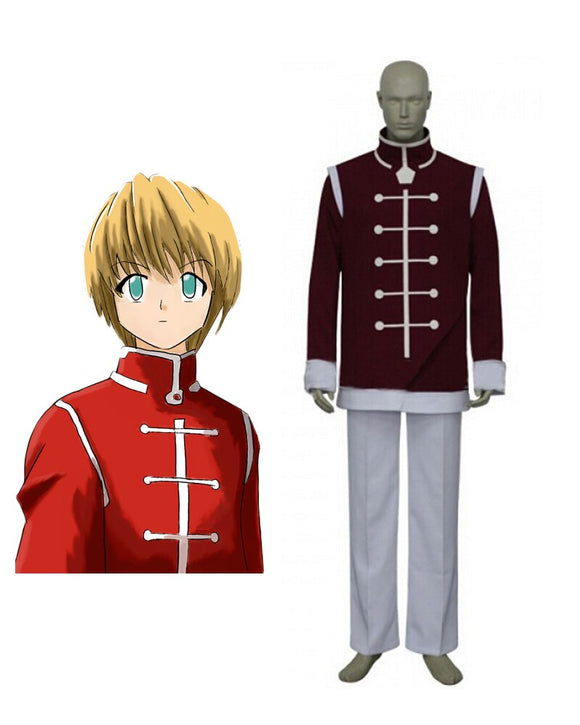 Hunter X Hunrer Kurapika Uniform Cosplay Costume Custom Made