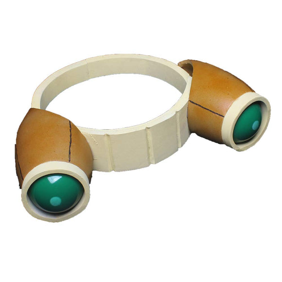 Tsuyu Asui Headwear Cosplay My Hero Academia Tsuyu Asui Froppy Headwear Cosplay EVA Prop Telescope Adjustable Prop