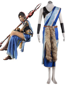 Final Fantasy 13 Oerba Yun Fang Cosplay Costume Custom Made