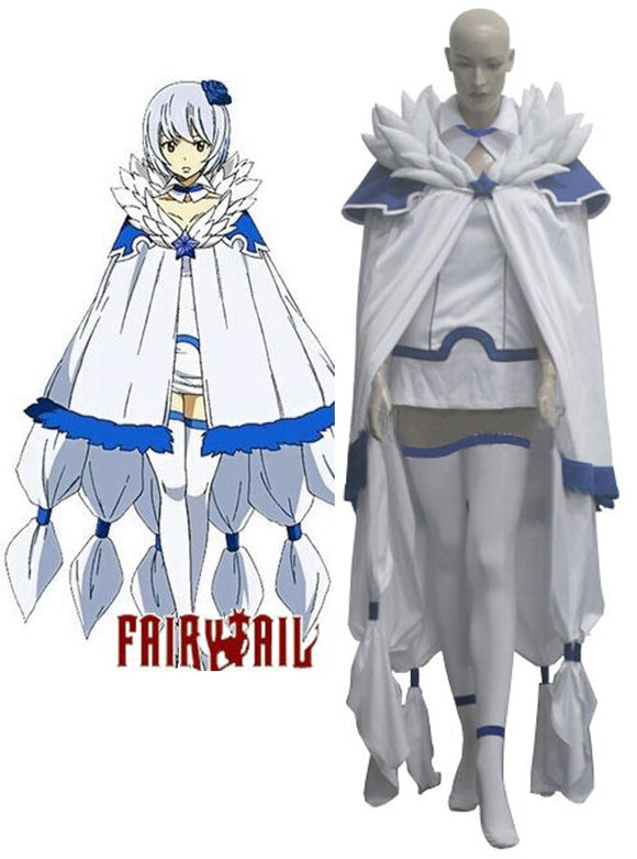 Fairy Tail Saber Tooth Celestial Wizard Yukino Aguria Cosplay Costume Custom Made