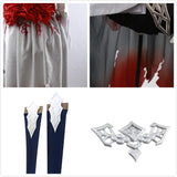 SINoALICE Snow White Dress Cosplay Costume Custom Made Any Size