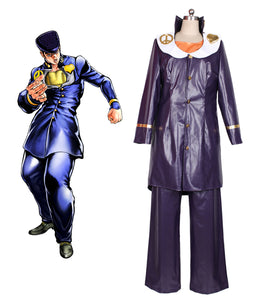 JoJo's Bizarre Adventure Higashikata Josuke Cosplay Costume Custom Made