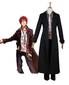 K Return of Kings Mikoto Suoh Cosplay Costume Custom Made