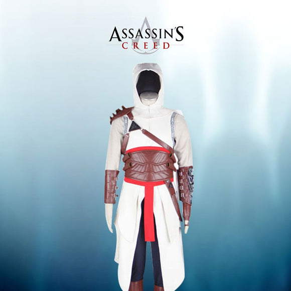 Assassin's Creed Revelation Altair Cosplay Costume Custom Made Full Set