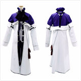 Pandora Hearts Xerxes Break Cosplay Costume Custom Made
