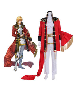 Fire Emblem: Genealogy of the Holy War Eltshan Cosplay Costume Custom Made Any Size