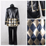 JoJo's Bizarre Adventure Giorno Giovanna Cosplay Costume Custom Made