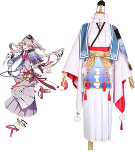 Touken Ranbu Imanotsurugi Cosplay Costume Custom Made