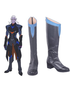 Voltron: Legendary Defender Prince Lotor Cosplay Boots Shoes Custom Made
