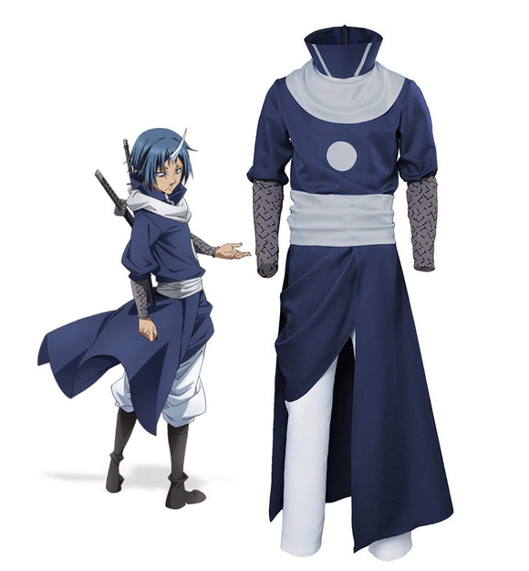 Tensei Shitara Slime Datta Ken Yami Souei Cosplay Costume That Time I Got Reincarnated as a Slime Cosplay Custom Made