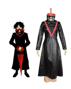 Hunter X Hunter Feitan Cosplay Costume Custom Made