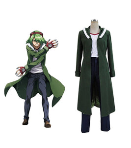 Akame ga Kill Lubbock Cosplay Costume Custom Made