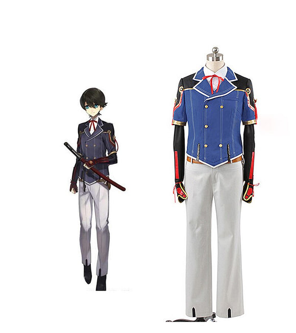 Touken Ranbu Horikawa Kunihiro Cosplay Costume Custom Made