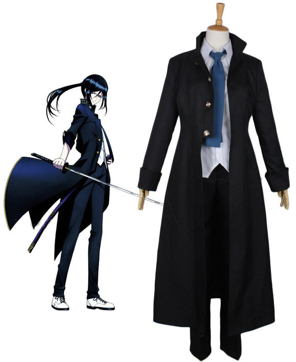 K Return of Kings Kuroh Yatogami Cosplay Costume Custom Made