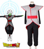 Dragon Ball Super Zamasu and Goku Black Fighting Uniform Cosplay Costume