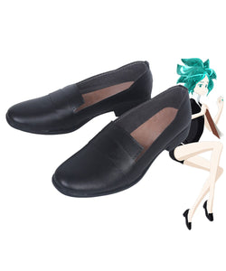 Land of the Lustrous Phosphophyllite Cosplay Shoes Boots Custom Made