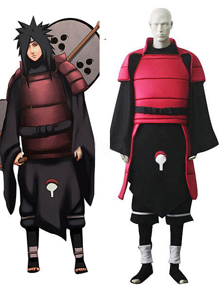Naruto Madara Uchiha Cosplay Costume Custom Made