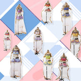 Love Live Arab Dancers All Members Dress Cosplay Honoka Kotori Umi Eli Nozomi Maki Rin Hanayo Niko Dress Cosplay Custome