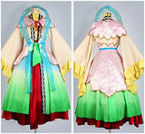 Magi The Labyrinth of Magic Kougyoku Ren Dress Cosplay Costume Custom Made