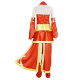 Dota 2 Lina Inverse Lina witch Dress Cosplay Costume Custom Made