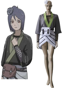 Naruto Konan Cosplay Costume Custom Made