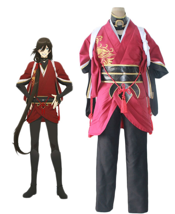 Touken Ranbu Izuminokami Kanesada Causul Clothing Cosplay Costume Custom Made