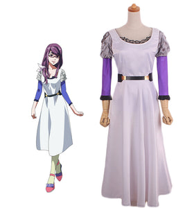 Tokyo Ghoul Rize Kamishiro Dress Cosplay Costume Custom Made